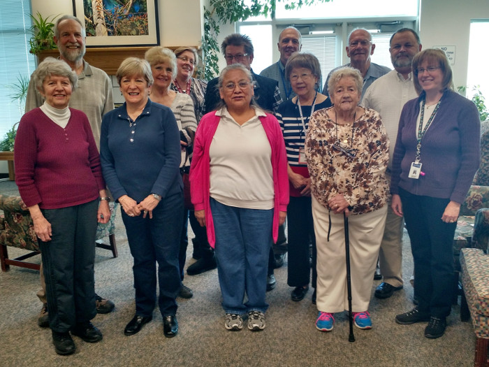 Sandy Senior Center Advisory Council
